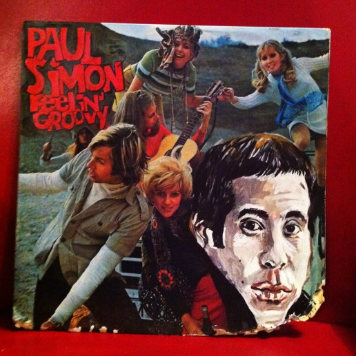Paul Simon is Feelin'Groovy