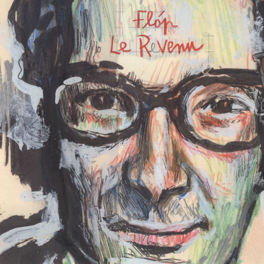 """Flop """"Le Revenu"""" Disques BIEN"""