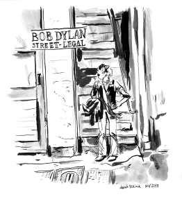 Bob Dylan - Street Legal 1978