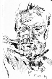 Rodin - Victor Hugo