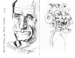 Antonin Artaud - Denise Colomb