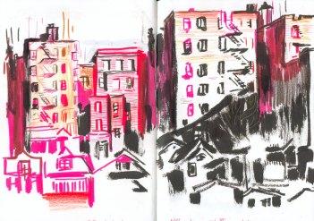 New-York (pour Libération)