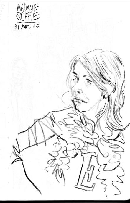 Madame Sophie