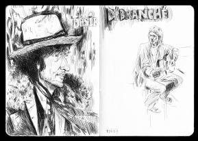 Bod Dylan / Kurt Cobain