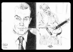 Robbie Williams / Ray Davies