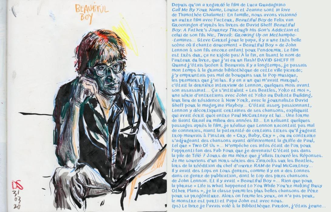 JohnLennon1980+Texte